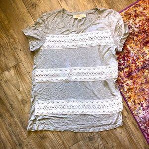 NWOT | Loft | Short Sleeve Shirt